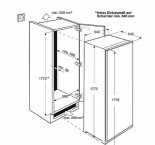 Integreeritav jahekapp ERN3213AOW Electrolux