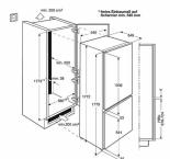 Integreeritav külmkapp ENN2841AOW Electrolux