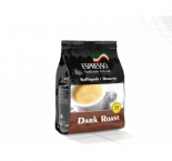 Espresso Tradizione Italiano Dark Roast kohvipadjad